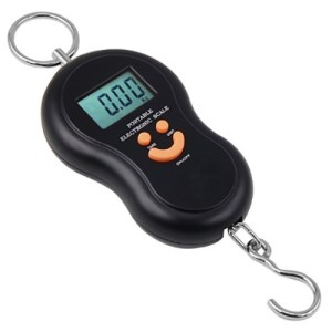 DIGIFLEX Digital Hanging Weighing Scales for Fishing Luggage Suitcase Parcel Posting Travel