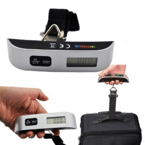 Digital Luggage Scales Travel T-Shape