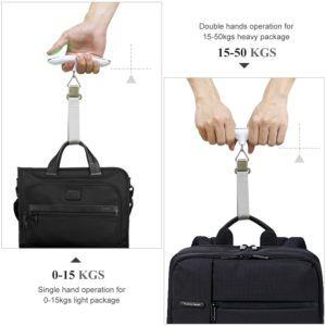 Luggage Scale MYCARBON
