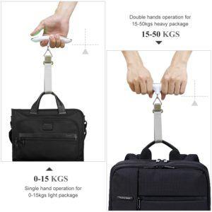 Luggage Scale MYCARBON