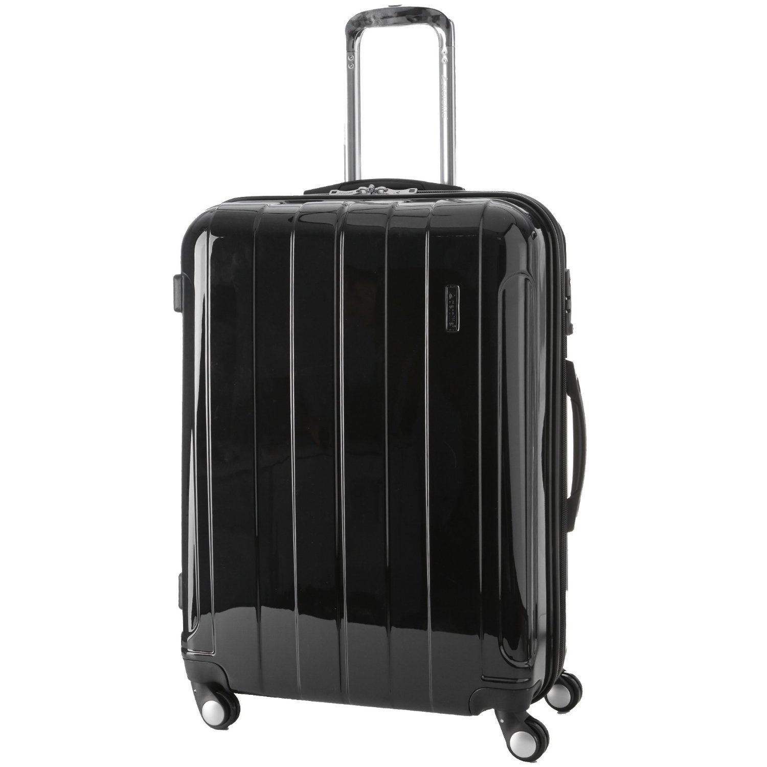 Aerolite 4-Wheel Spinner Hardshell Cabin Hand Luggage Suitcase
