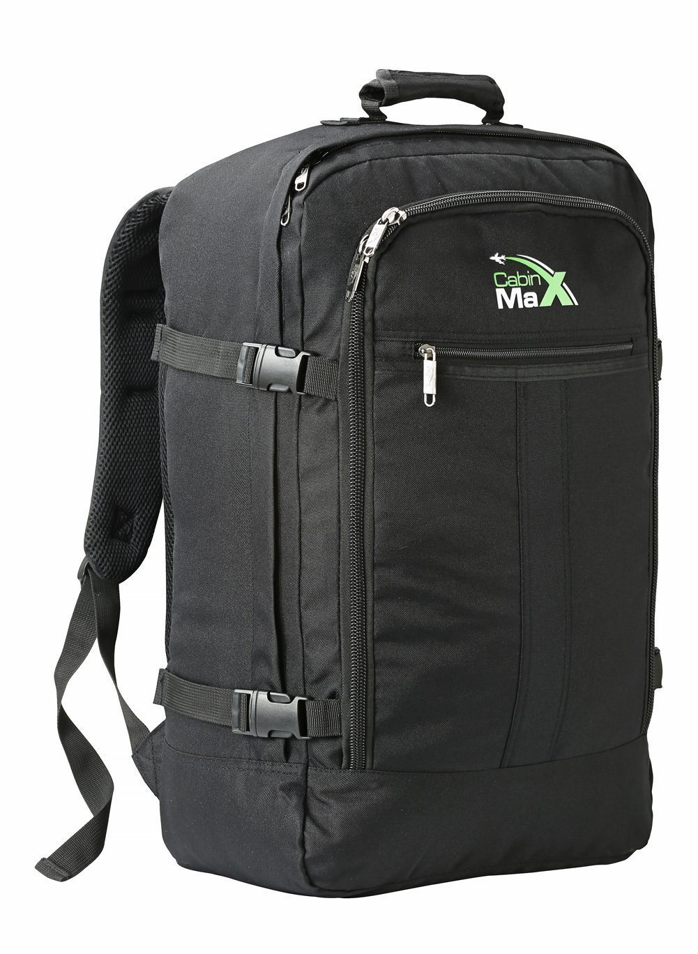370f7edfc3 Cabin Max Backpack Flight Approved Carry On Bag Massive 44 litre Travel  Hand Luggage