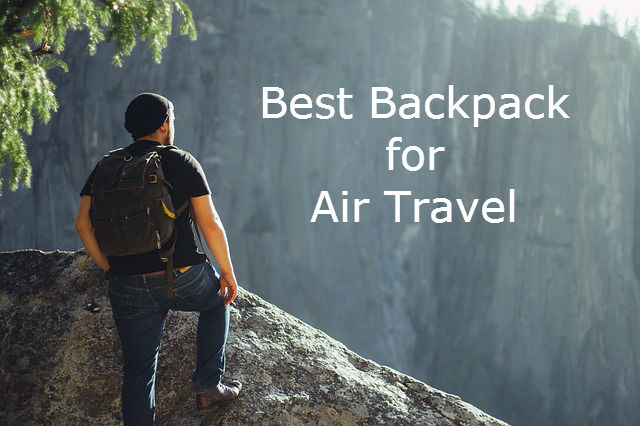best backpack for air travel