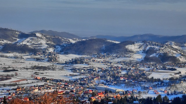 skiing samobor croatia