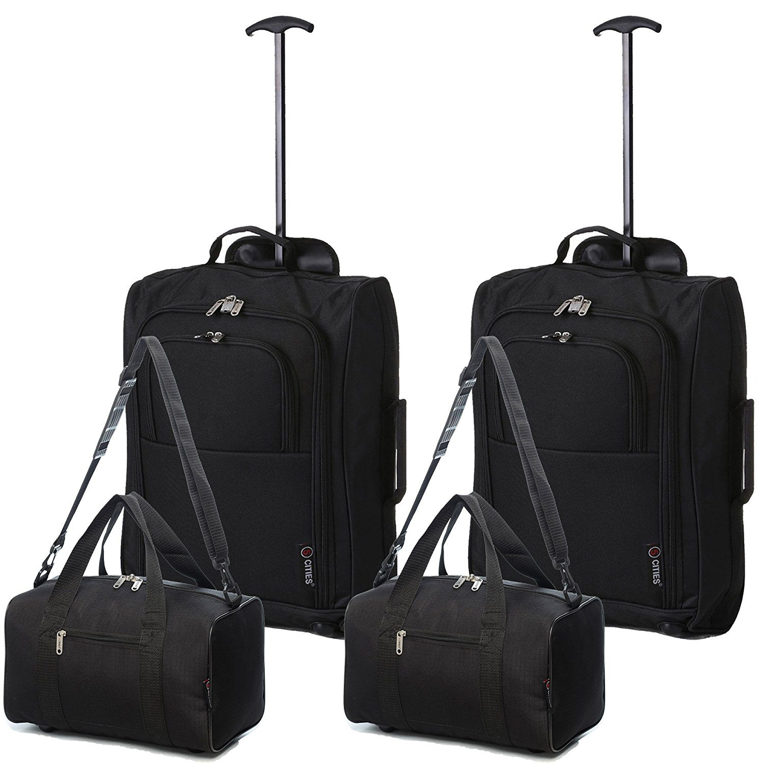 soft side suitcase sets