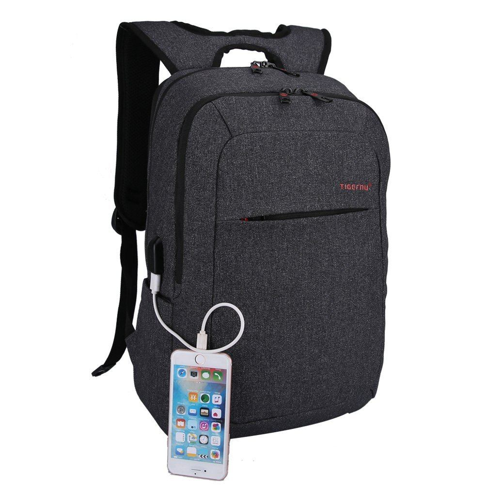 SLOTRA Slim Anti Theft Laptop Backpack
