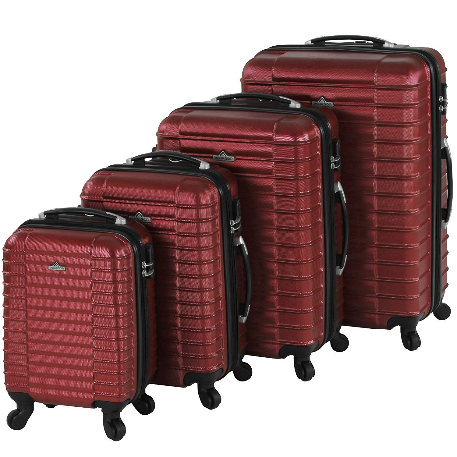 vojagor hard shell trolley suitcase uk review luggage news. Black Bedroom Furniture Sets. Home Design Ideas