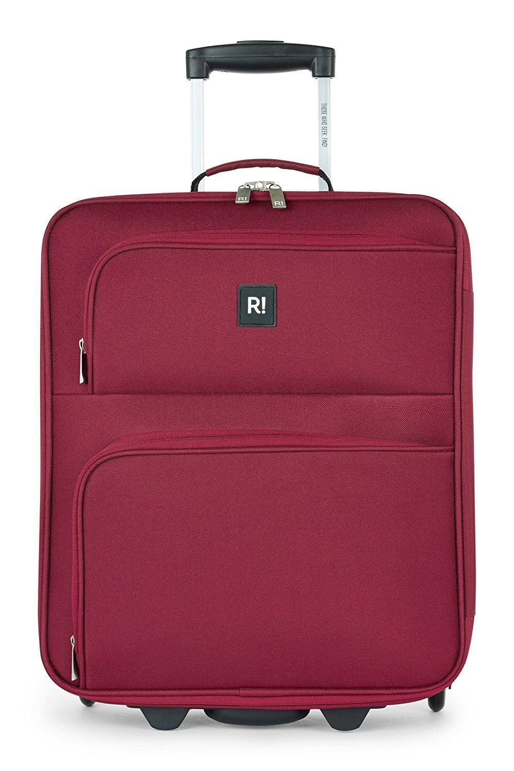 REVELATION Suitcase Alex Case red