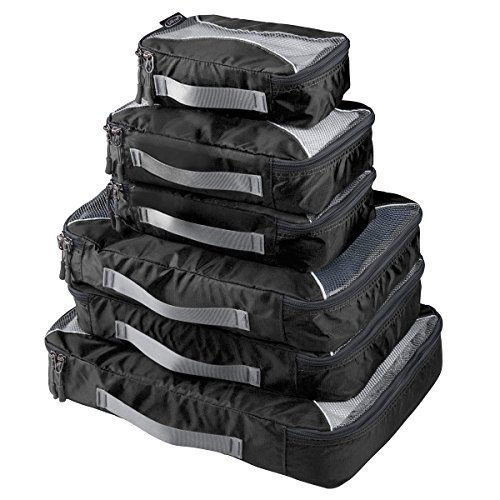 g4free packing cubes review luggage news in the uk. Black Bedroom Furniture Sets. Home Design Ideas
