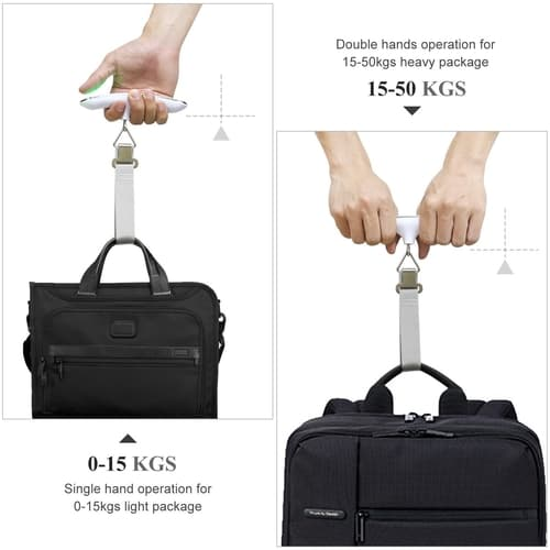 MYCARBON Luggage Scale Specification