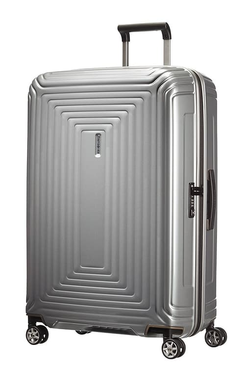 Samsonite Neopluse Suitcase Metallic Silver